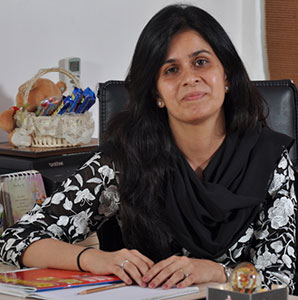 Ms. Meghna Bakshi Managing Trustee, R. S. Luth Education Trust