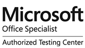 Microsoft Office Specialist certification at FIA