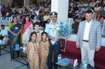 10th Annual Sports Day-Chief Guest -Air Commodore Neeraj Srivastava VSM