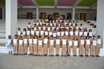 Outstanding Performance in the Young Learners English Examination